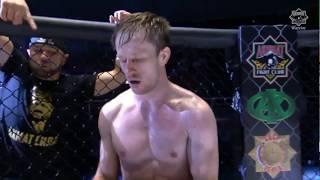 Кирилл Сухомлинов (win) vs Рустам Махаури (loss) кимура