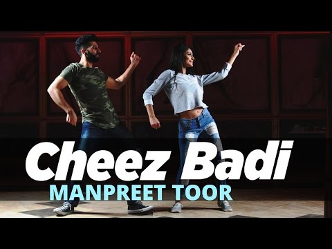 Manpreet Toor | Cheez Badi | Machine