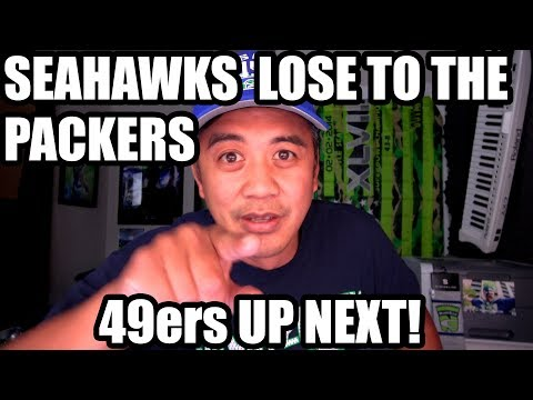 ​ Seahawks News: A look back at the Packers, ahead to the 49ers and a surprise guest!
