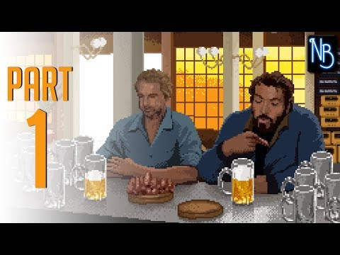 Bud Spencer & Terence Hill: Slaps And Beans Walkthrough Part 1 No Commentary