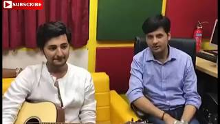 Darshan Raval Say about His girlfriend | Vitamin She | Live On Facebook page | Ajit Verma