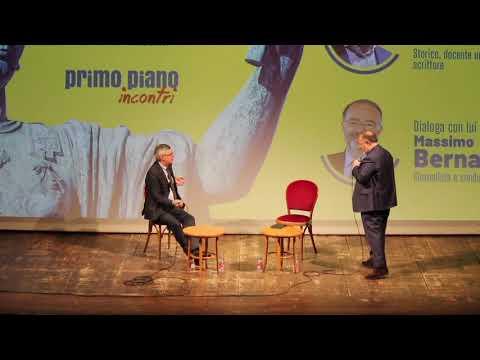 Che ne sarà di questa democrazia? Dialogo tra Alessandro Barbero e Massimo Bernardini (Correggio)