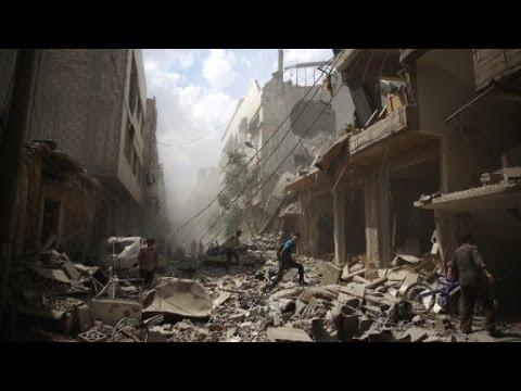 Syria's history of
