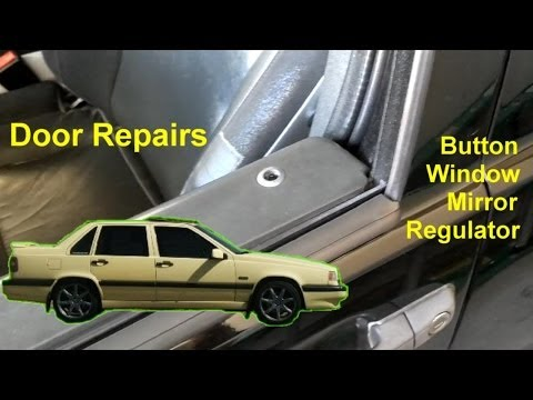 Full download window stuck down volvo v70 2001 front for 2001 volvo v70 window regulator