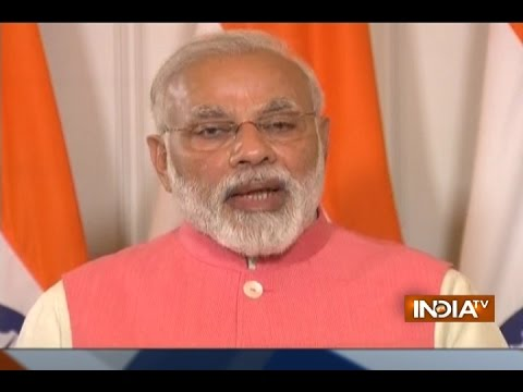 PM Modi address post South Asia Satellite launch