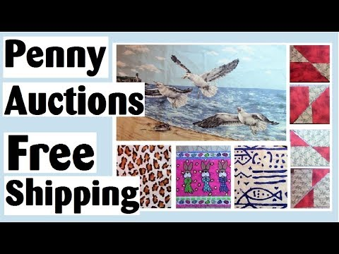 [ENDED] PENNY Auctions with FREE Shipping on eBay - Manic Monday