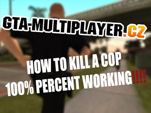 HOW TO KILL A COP