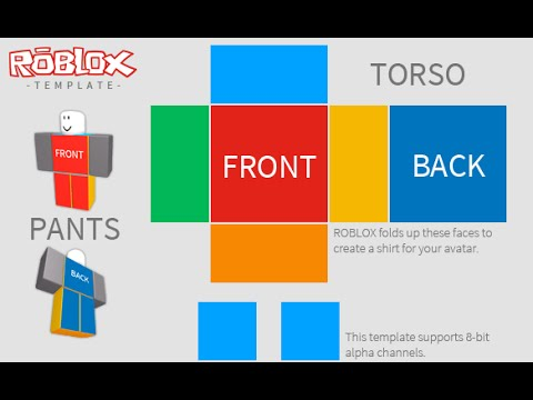 Roblox how to make a shirt roblox make a shirt youtube for How to make a t shirt on roblox