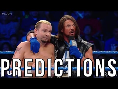 WWE Tables, Ladders & Chairs 2016 Predictions - Best Booked Themed PPV Ever?