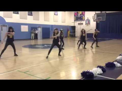 McLean school dance team