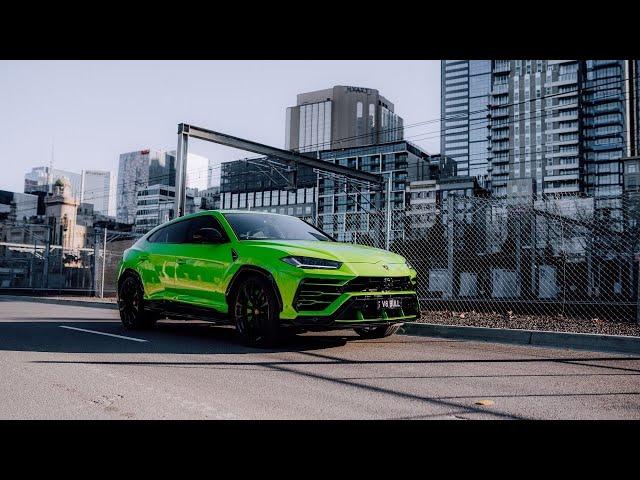 Zagame Lamborghini URUS   4K