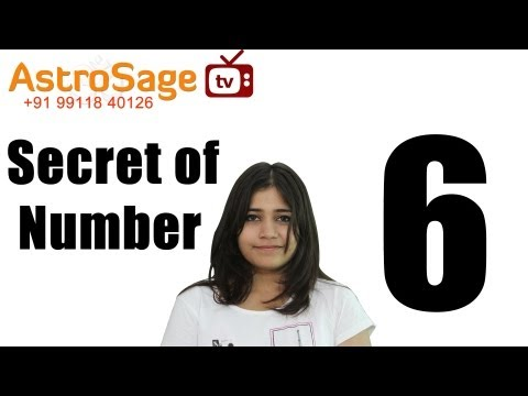 Numerology Number 6 & You