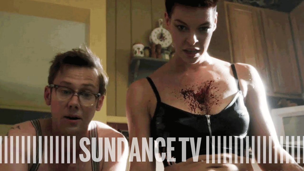 Download HAP AND LEONARD | 'The Killers and the Cat Lady' Buzzy Bit (Episode 103) | SundanceTV