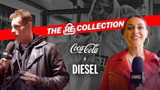 DIESEL X COCA-COLA: THE (RE)COLLECTION w/ Explo