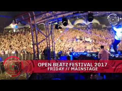 Yellow Claw - Live @ Open Beatz Festival 2017 [Full Set]