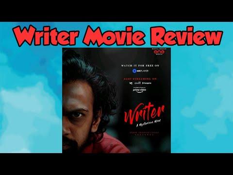 Writer Movie Review    Writer Review Telugu    Writer Telugu Movie Review   