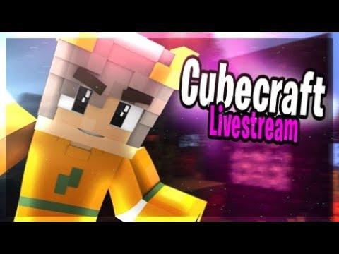 TEAM SKYWARS GRINDEN! Ft. IWillGetYou - Cubecraft Live