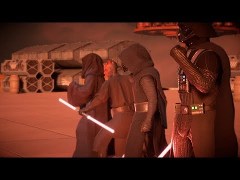 BATTLEFRONT 2 | DARTH VADER GAMEPLAY ON BESPIN | HEROES VS VILLAINS