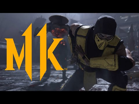 Mortal Kombat 11 Trailer!