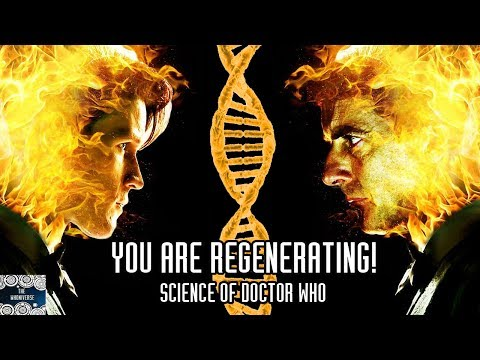You are Regenerating! The Science of Regeneration in Doctor Who