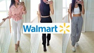 Walmart Clothing Haul 2020 | Making Walmart Look Expensive