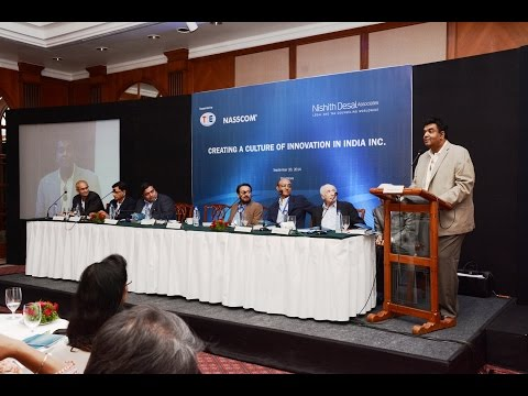 Square Table Discussion on 'Creating a Culture of Innovation in India Inc'   Intro