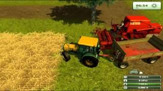 Весёлая ферма с Рясником (Farming Simulator 2013)