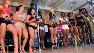 2011 Miss South Carolina Pole Dance Competition Award's Ceremony