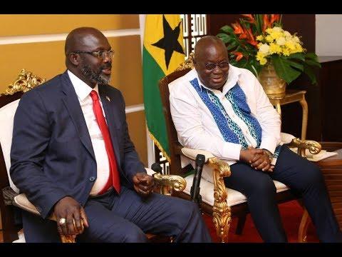 Ghana-Liberia Bilateral Relations