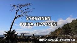 Kuiva-Hevonen saari (syksy 2018).