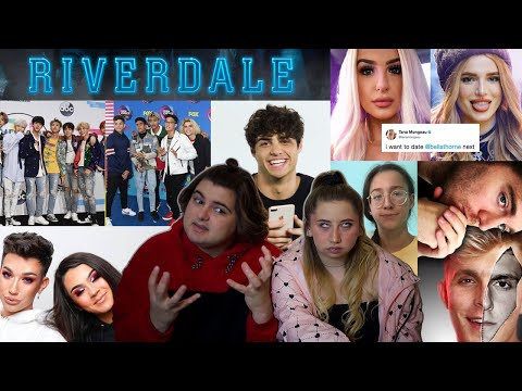 OUR SHADY UNPOPULAR OPINIONS (antonio garza, james charles, riverdale, bts, and more) thumbnail