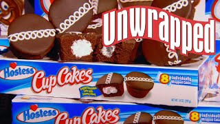 How Hostess Cupcakes Are Made (from Unwrapped) | Food Network