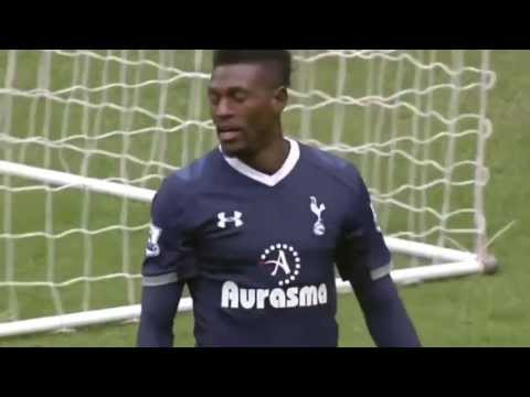 Emmanuel Adebayor - Tottenham Hotspur (2012/2013)