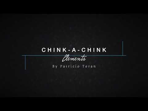 Saturn Magic -The Vault - CHINK-A-CHINK Elements by Patricio Terán video DOWNLOAD