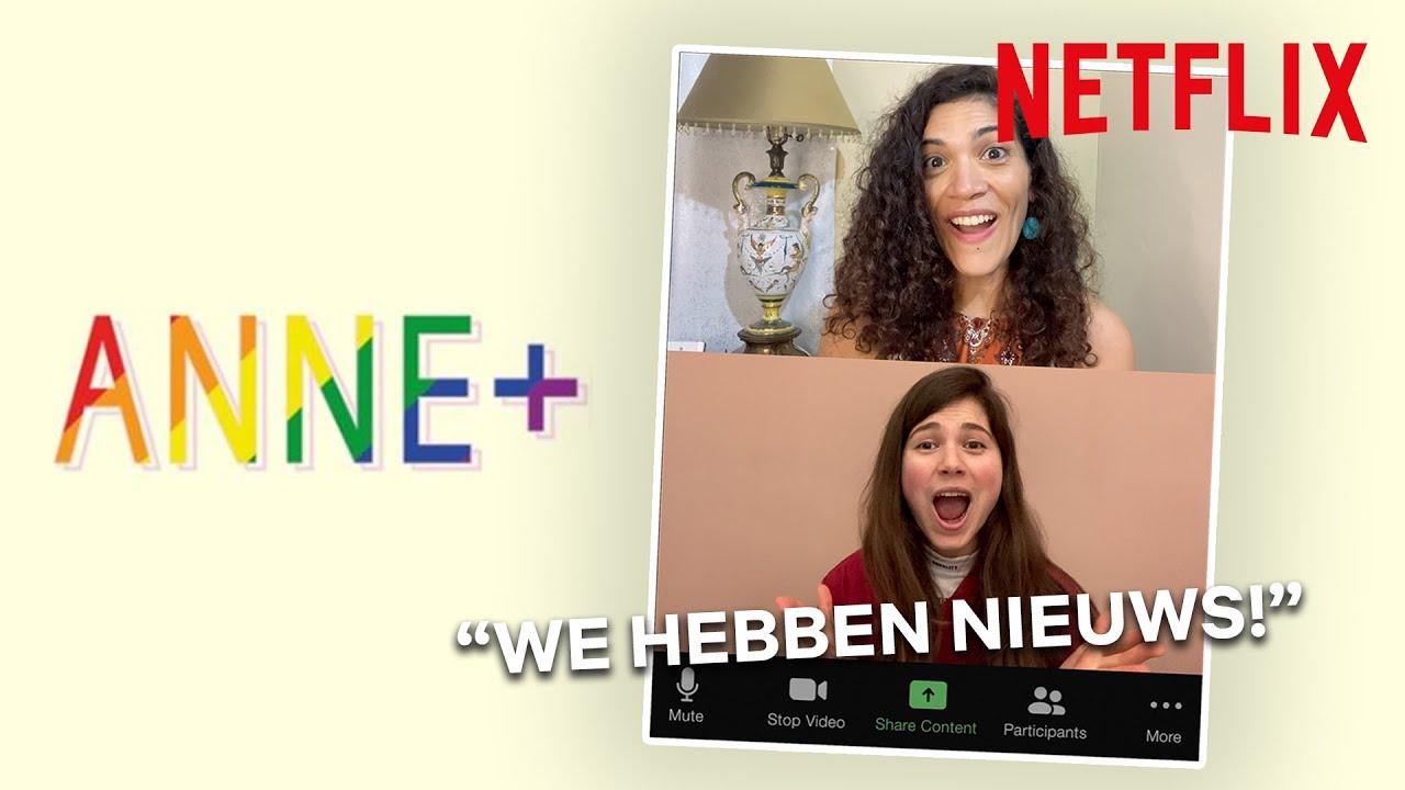 ANNE+ speelfilm in de maak | Dubbel goed nieuws voor alle fans! | Netflix