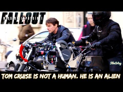 Mission Impossible 6: Fallout | Making of All Stunts | Tom Cruise is Insane | MI6