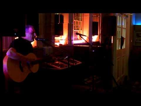 Paul Marshall at Guitar Licks at Patrick's Open Mic - 7/1/2015