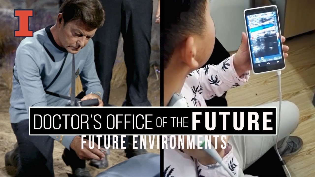 Watch Future Environments: Doctor's Office of the Future