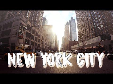 Dreaming  New York City // Manhattan // Brooklyn Bridge // GoPro Hero 4