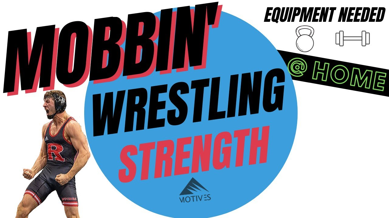 Wrestling | Power | Strength | Endurance  30 Minute Workout