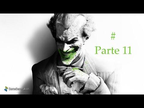 Batman Arkham City Español Parte 11 ''peleas y alcalde ''
