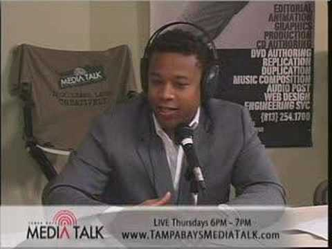 The Poor Chef Charles Mattocks on Tampa Bay's Media Talk
