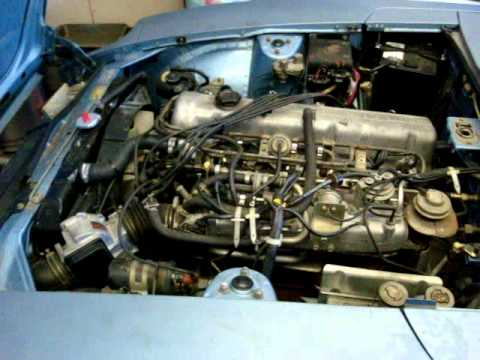 Datsun 280z L28 Engine And 3 Speed Auto For Sale