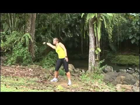 Gym minceur, objectif taille / abdos / fessiers - Programme complet