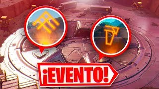 1 RUNA BALSA BUTTON EVENT - LIVE RUNES APPEAR *FORTNITE*