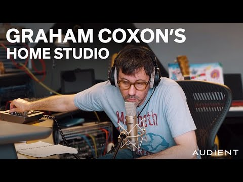 Graham Coxon's Home Studio
