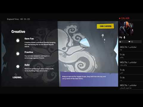 Download Z0OX-O-'s Live PS4 Broadcast