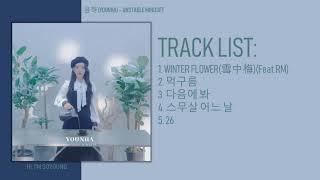 Download video [MINI ALBUM] 윤하 (YOUNHA) – UNSTABLE MINDSET