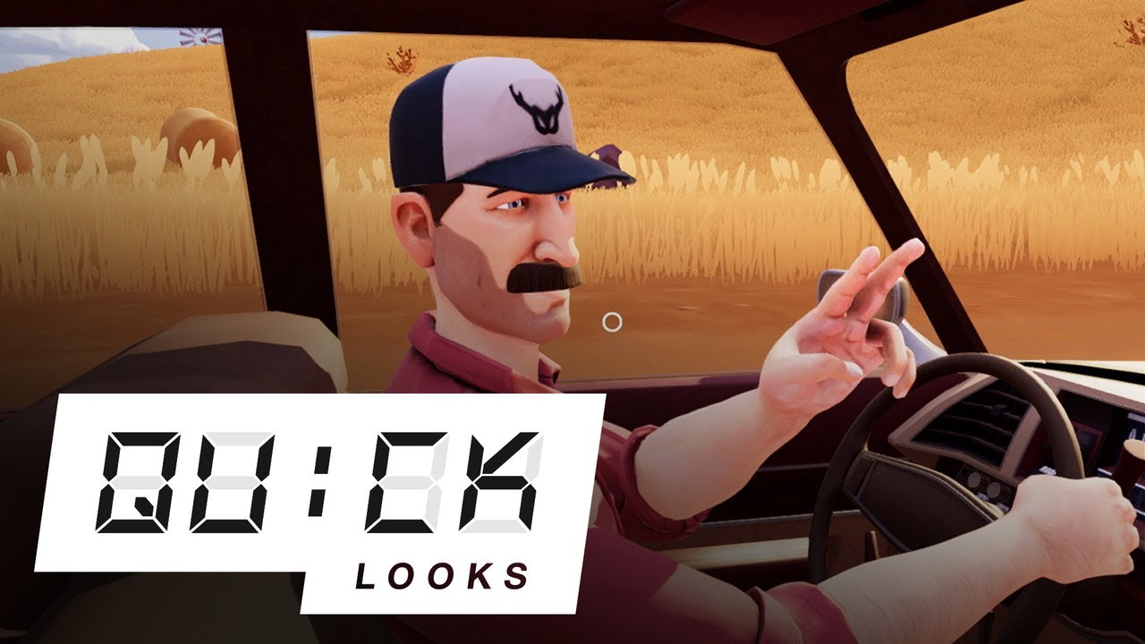 Hitchhiker - A Mystery Game: Quick Look (Video Game Video Review)