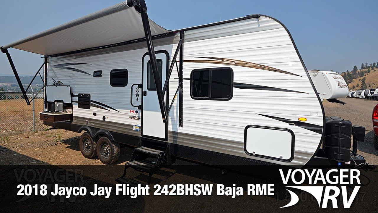 2018 Jayco Jay Flight 242bhsw Baja Rocky Mtn Edition